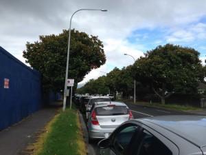 flea-market-parking